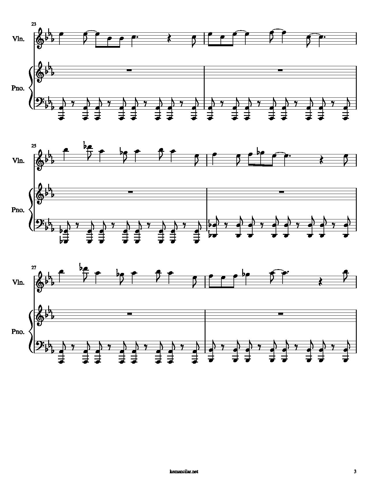 into the unknown piano sheet music